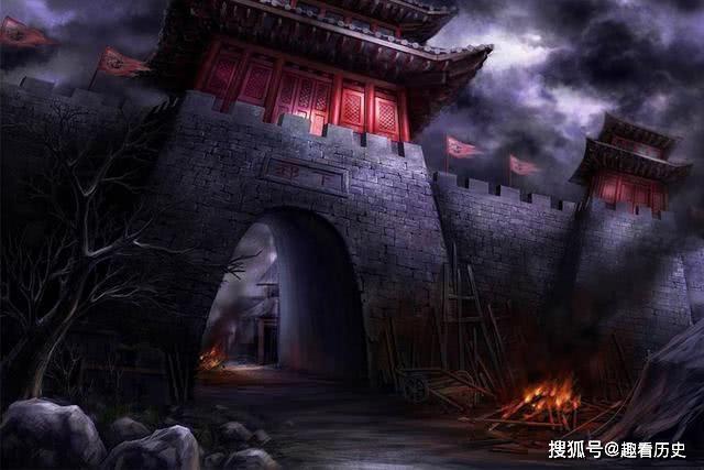 古代都是木城门,为何士兵攻城时不选择火烧?专家:烧了就死定了