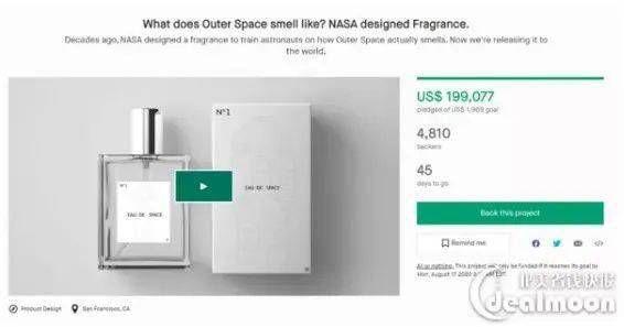 NASA研发4年的太空香水即将上市!就能闻到,宇宙的味道...