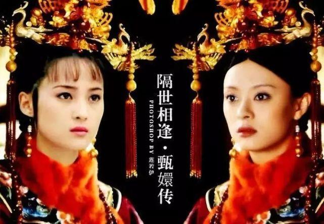"""董璇佟丽娅傻傻分不清,""""撞脸姐妹花""""都遇到渣男,太可惜!"""