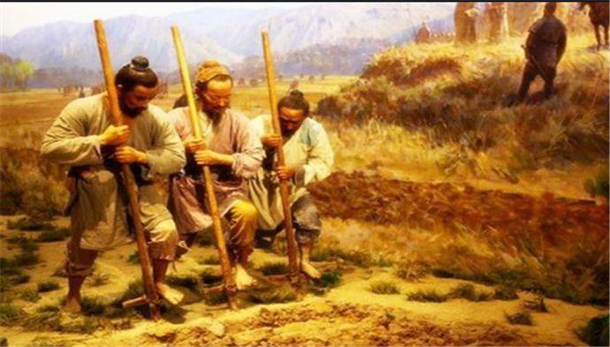 唐朝是因干旱而灭亡的吗?