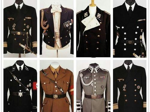 二战时,希特勒为何注重军服的设计?其实没我们想的那么简单!