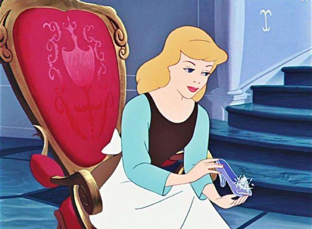 冷知识,迪士尼公主《灰姑娘》故事原型来源于中国?