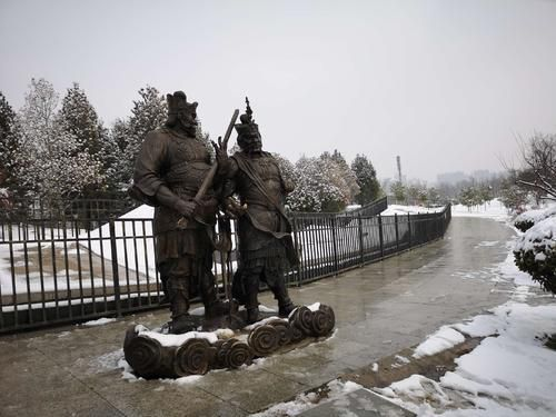 公元741年的那场大雪,真的拉开了大唐王朝衰败的序幕了吗