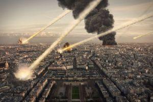 NASA:地球被彗星或陨石撞击的几率极低