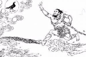 神话传说夸父逐日 夸父追日的现实寓意?