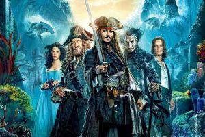 加勒比海盗5经典角色悉数回归