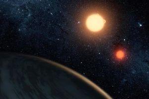 双太阳星系 可能适合生物生存