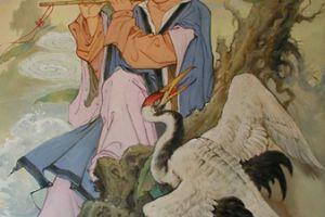 神话故事之韩湘子中如何造酒开花的