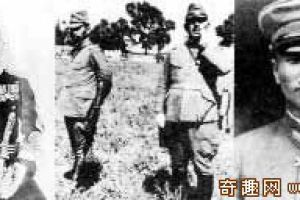 卢沟桥事件制造者 司令暴毙先锋烧军旗剖腹