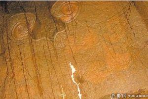 重庆元代古墓发现罕见神秘彩绘火炬