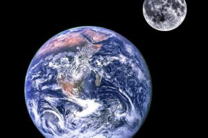 月球身世之谜:月球系地球亲妹