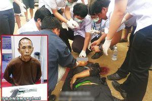 泰国六旬僧人单恋15岁少女遭拒后将其残忍枪杀