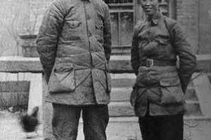 [图文]林彪败逃贺子珍不顾身孕冒死保护毛泽东