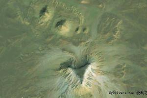 谷歌地球在埃及发现的并非金字塔或许是考古遗迹