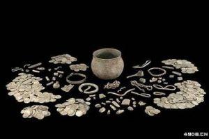 [多图]伦敦大英博物馆首次展示北欧海盗掠夺的珍宝
