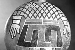 秘鲁瓦里文明的帝王陵墓 设计生动