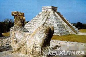 玛雅与华夏民族或来自同一祖先 板块运动分开的