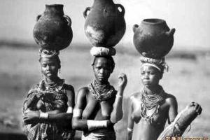 """[图文]探访非洲神秘部落的奥莫雷特人有""""中国式面孔"""""""