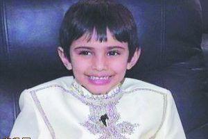 """[图文]美国印度裔6岁男童智商高达176 头脑里有本""""万年历"""""""