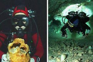 不为人知的神秘海底坟墓 看看那些长眠于大海中的人类遗骸吧