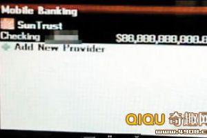 [图文]美妇女一夜间账户凭空多出888亿成世界首富