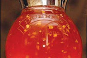 世界上最贵的果酱 价值5000英镑