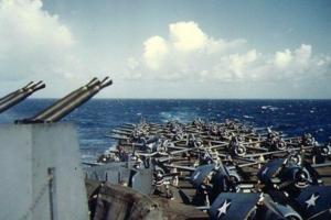 德国VS美国:美国厉害的武器有哪些?德国跨越大西洋能雷霆一击?