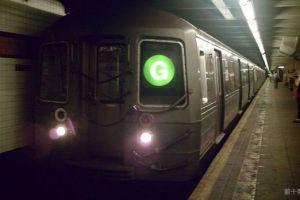 地铁诡异传说-地铁G线之门