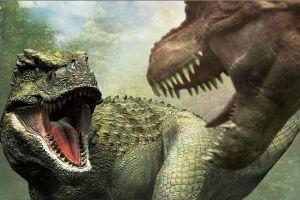 世界最大的食肉恐龙-暴龙