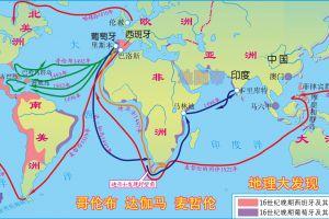 郑和与哥伦布时期,舰队靠什么辨别方向?
