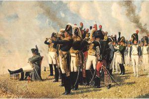 拿破仑大军虽然歼灭俄军4万人攻占莫斯科,可战争没有结束