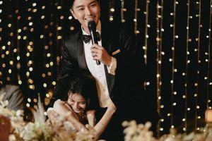 黄翠如回应与萧正楠补办婚礼:纯粹是为了家人