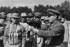 金门战役中诡怪的事:解放军登陆时,昨日坏了敌坦克神奇发动了!