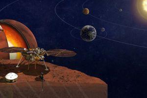 洞察号很惊讶,火星内部传来信息,外星信息?