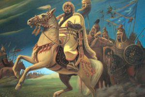"""北方盛极一时的大帝国,为何最初都是因为""""复仇""""发展起来的"""