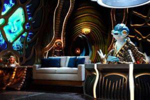 吉姆·汉森公司和迪斯尼联手打造全新外星人木偶剧