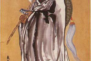 一花开五叶,禅宗祖师菩提达摩东渡传法记