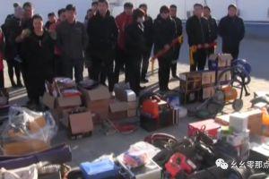 北京顺义老贼被民警端了老窝,赃物堆满地!自称不缺钱就是喜欢偷