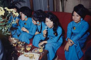六十年代越南,西方镜头下的西贡女子