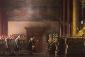 雍正问满朝文武有没有贪污,他的回答让人捏了一把汗
