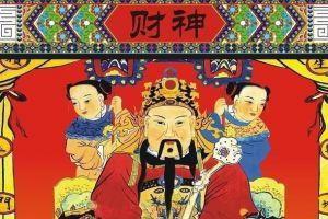 财源滚滚新年到,正月初五祭财神,这项习俗竟与姜子牙有关