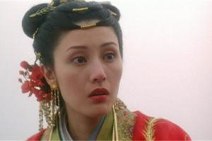 2003年,李嘉欣的《花魁杜十娘》,首日票房2万元,她说尽力了
