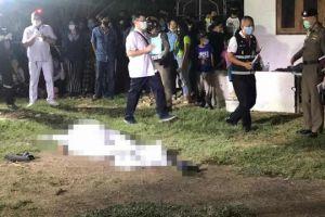 为争夺父亲留下的皮卡车,泰国三兄弟大打出手,枪声响起两人倒地