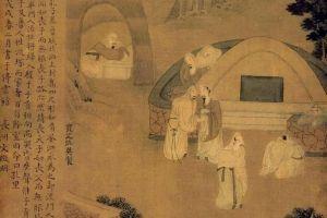 """古代的随葬品""""衣物疏""""是什么东西,它有什么用途"""