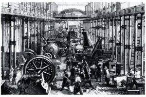 工业革命为何率先发生在英国,而没有发生在世界其他国家?