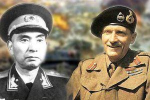 英国元帅和中国上将比试枪法,结果是,强中自有强中手