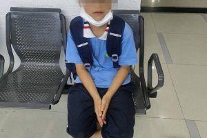 11岁男孩走失之谜:怀揣8元独自从成都坐高铁到广州警方:系离家出走