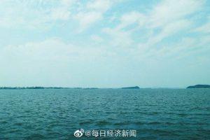 我国最大淡水湖鄱阳湖水位突破历史极值:水位仍在上涨