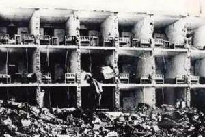 老照片揭示1976年唐山大地震真实影像