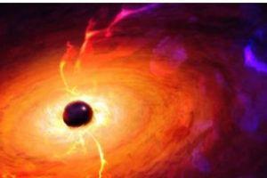 """宇宙第四种""""洞""""赫然浮出,凌驾于黑洞、白洞、虫洞之上"""